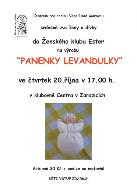 Ester Levandulka