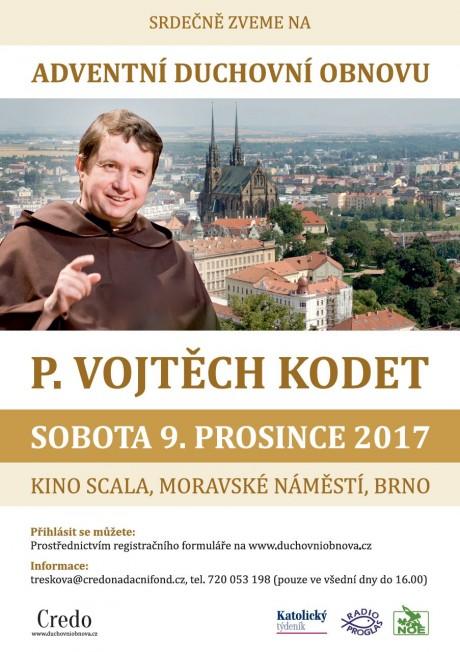 Kodet prosinec 2017 Brno